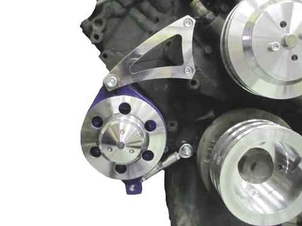 Ford 429 460 Big Block Alternator Bracket - Low Mount