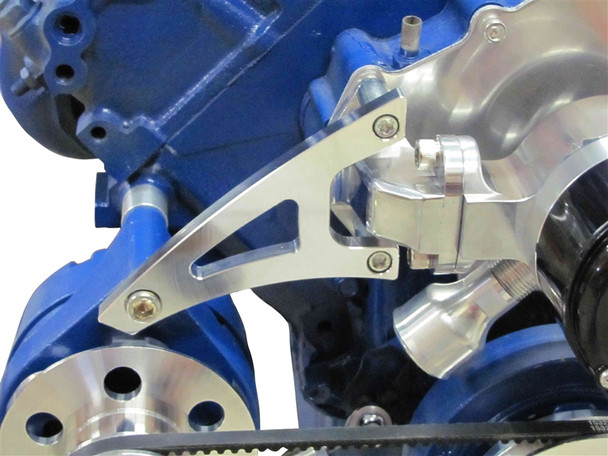Ford 429 460 Big Block Alternator Bracket - Electric Water Pump