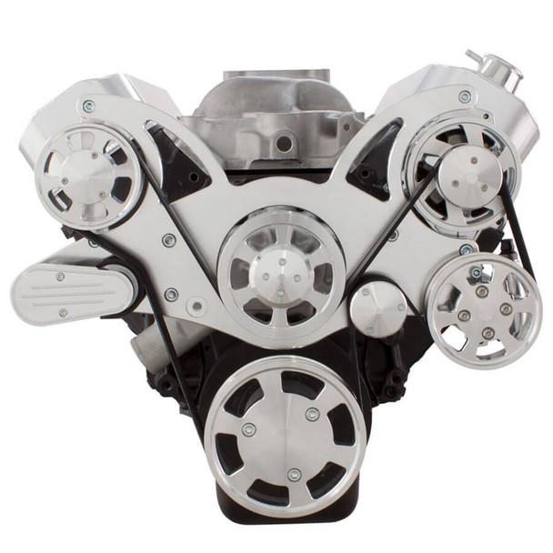 Serpentine System for 396, 427 & 454 - Power Steering & Alternator