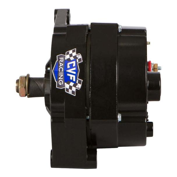 Stealth Black GM 1 Wire 140 Amp Alternator