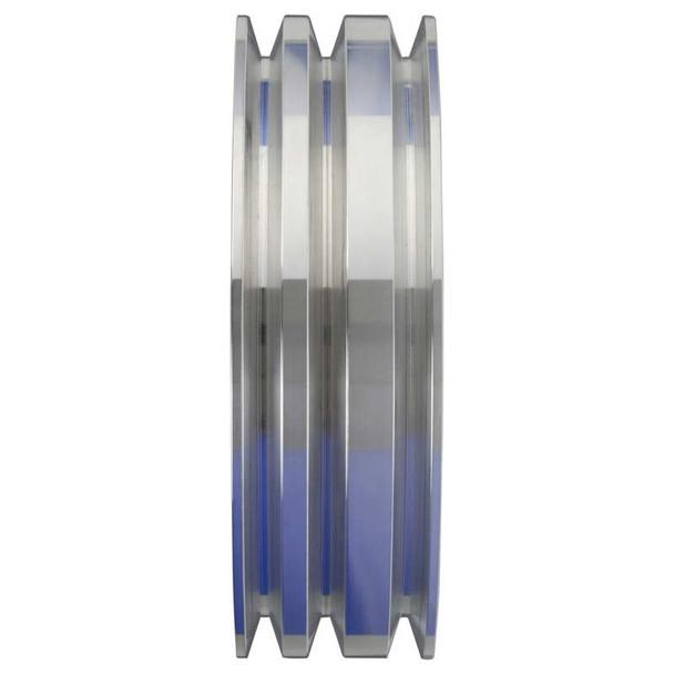 Pontiac Crankshaft Pulley - 3V High Flow