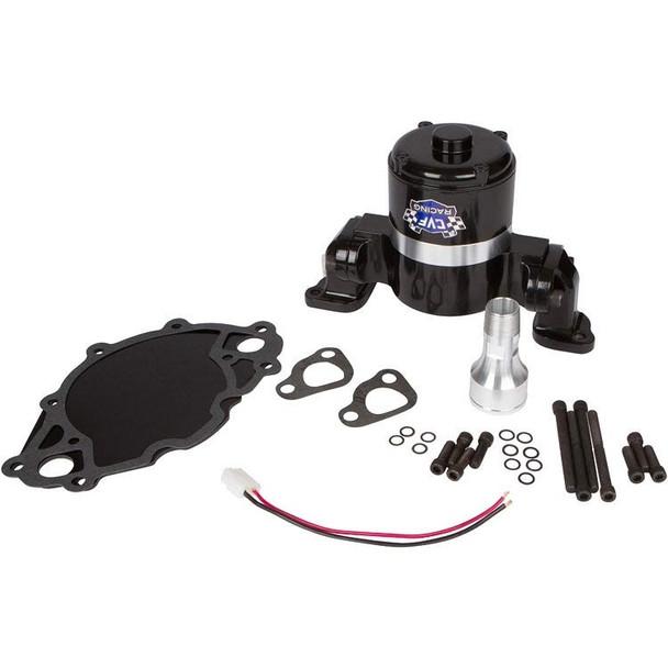 Ford 429-460 Big Block Electric Water Pump - 35 GPM, Black
