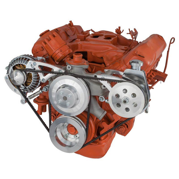 Chrysler Big Block Power Steering & Alternator System