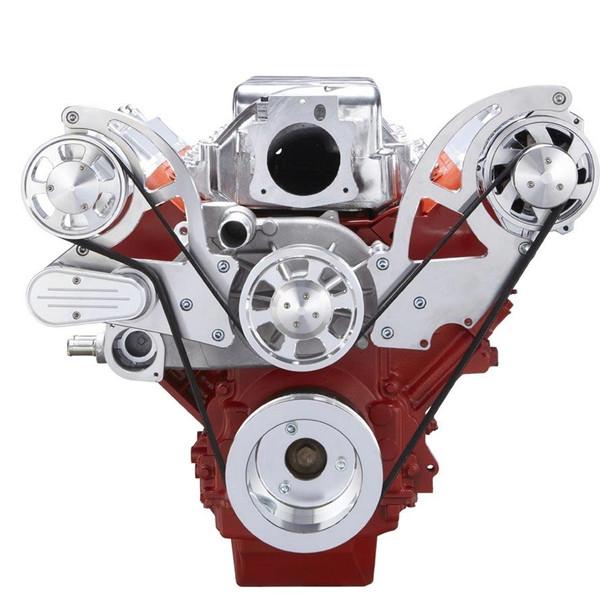 Chevy LS Engine Serpentine Kit - Alternator Only