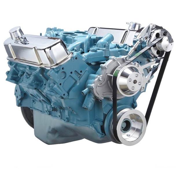 Pontiac Serpentine Conversion - Alternator Only