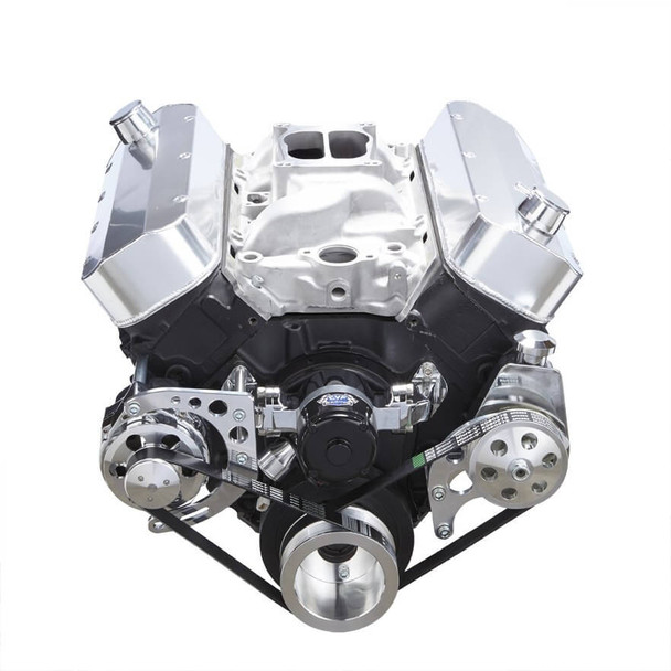 Chevy Big Block Serpentine Conversion Kit - Power Steering
