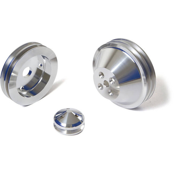 Chevy Small Block Pulley Kit