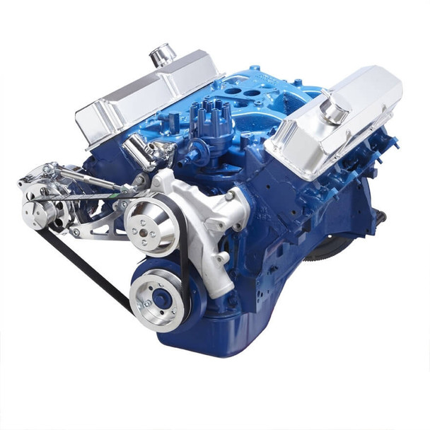 Ford 390 Serpentine System - Alternator Only
