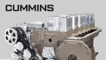 Cummins Diesel Serpentine Kit