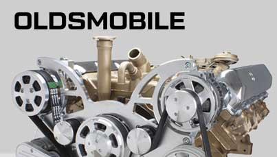 Oldsmobile Serpentine Kits, V-Belt Kits and Engine Accessories