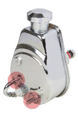 Saginaw P-Series Power Steering Pump