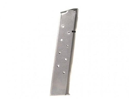 Springfield Armory Magazine 1911 Government, Commander, 45 ACP, 10 Rounds, Stainless, PI4521