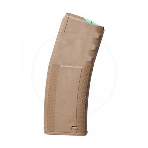 Troy 30-round BattleMag .223/5.56mm (Pinned to 5) - Tan