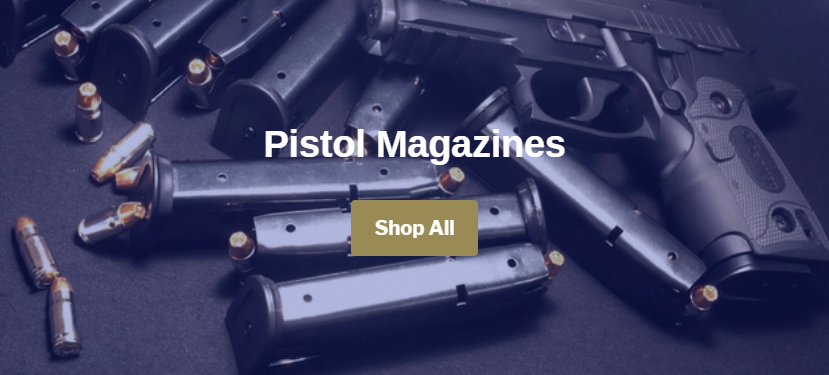 Rifle and Pistol Magazines - Tactical Gear - Canada