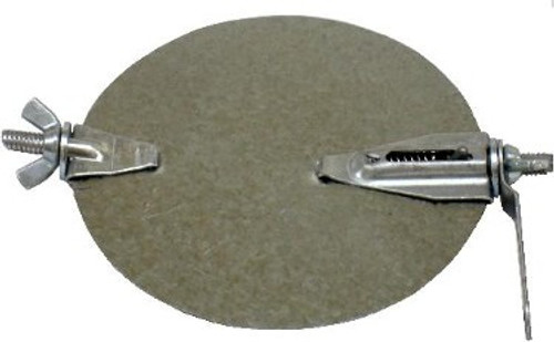 """7"""" Damper Disc with hardware"""