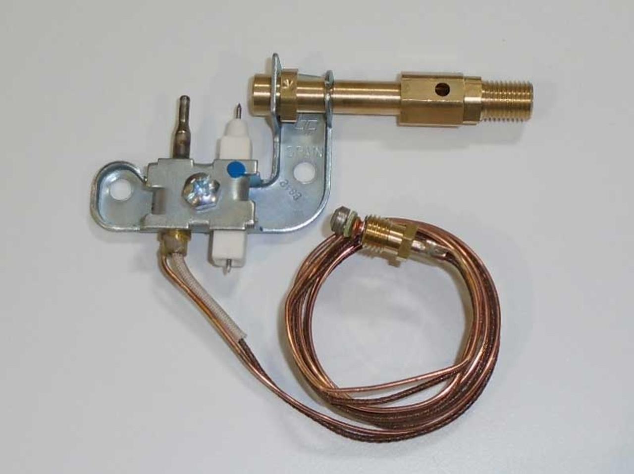 Fmi H18 24nb Amp Vs1824nm Gas Fireplace Ods Pilot Assembly
