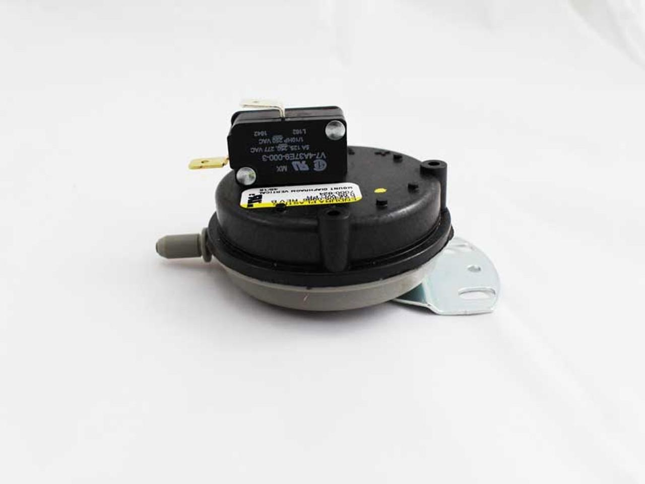 Vacuum Switch For Glow Boy Pellet Stoves KS 5090 1300