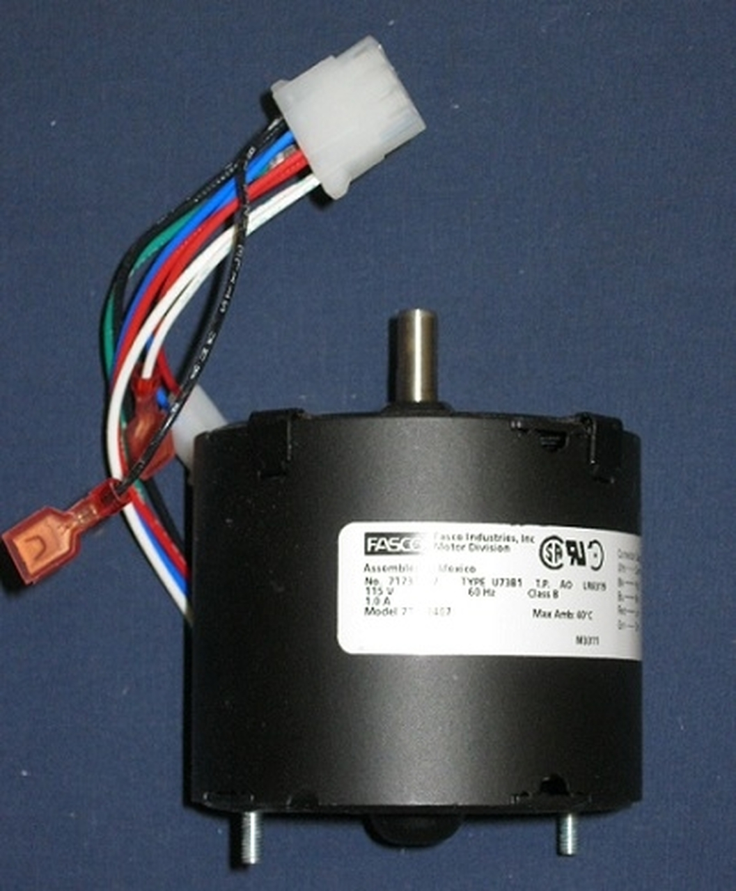 Replacement Silent Flame 3 Speed Motor Sf782012