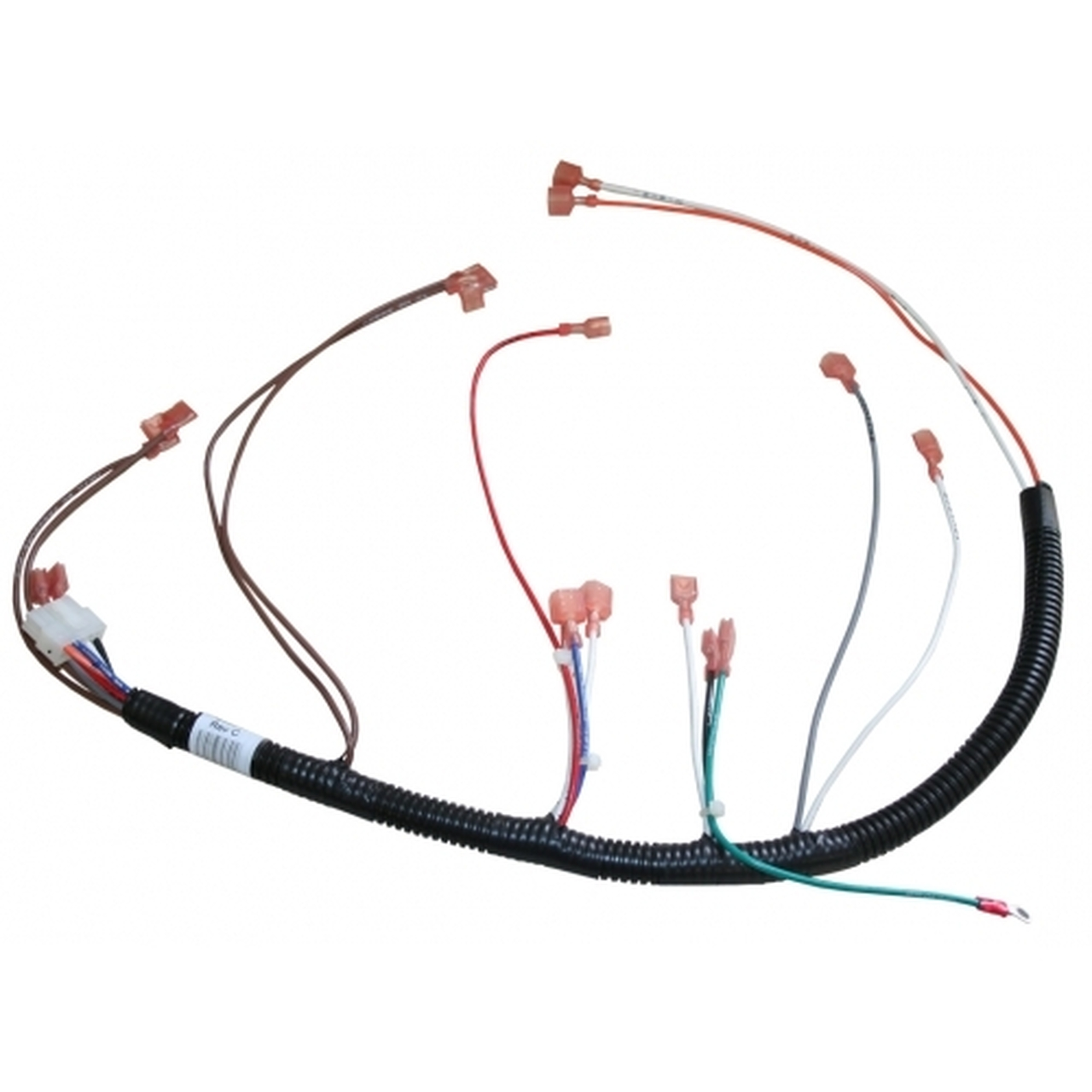 wiring harness pellet stove replacement main wiring harness for ussc model king pellet ... #3