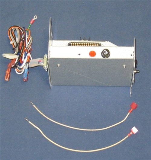 replacement quadrafire castile insert wire harness ... gas fireplace fan wiring diagram #12