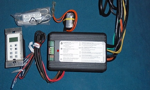 heat glo remote instructions