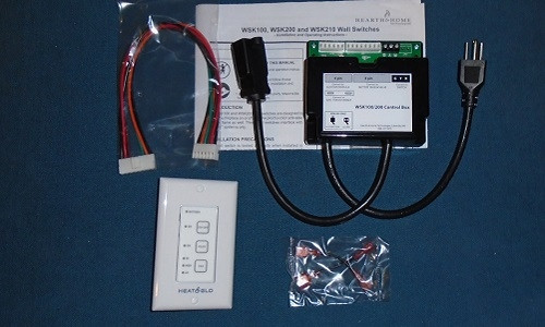 Heat And Glo Ipi Wall Switch Wsk200 Hng