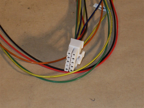 Enviro Proflame 2 Ifc Wire Harness