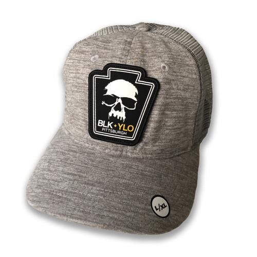 Keystone A-Flex hat (Heather gray)