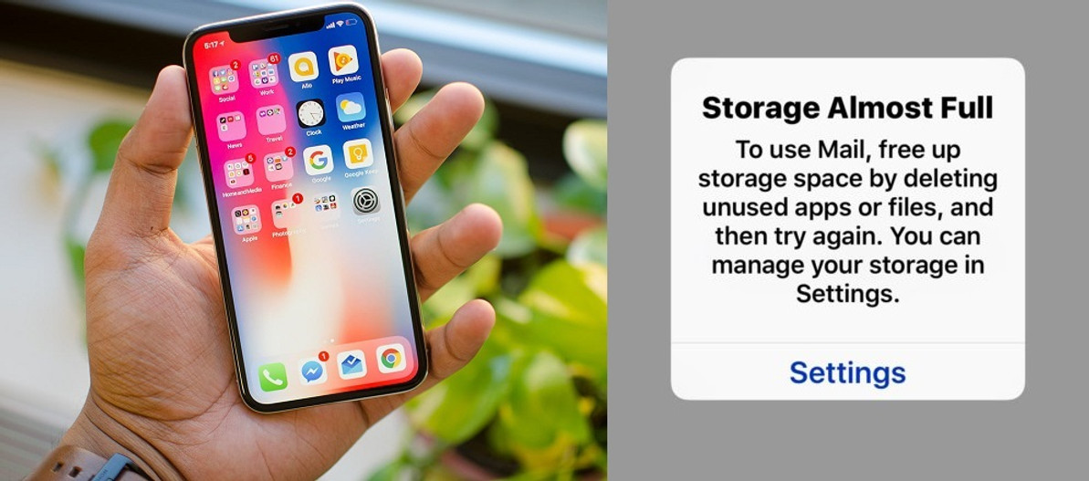 Some Approaches to Free-Up Some Space When Your iPhone Storage Gets Full