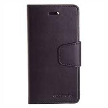 For iphone 6/6s plus Mercury Fancy Diary Black