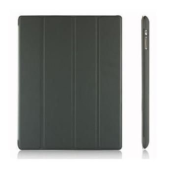For ipad 2/3/4 Flip  case Black