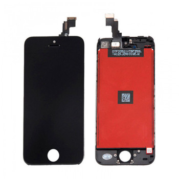 For iphone 5c LCD Black