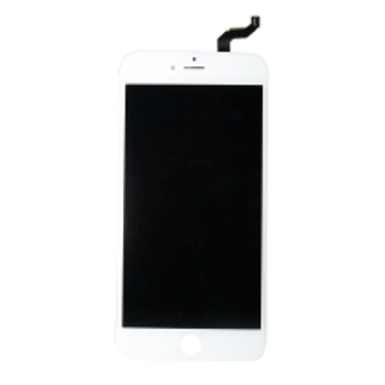 For iphone 6 refurb LCD White