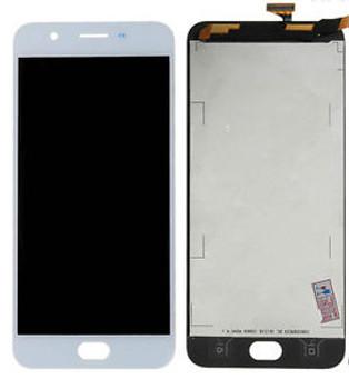 For oppo F1s LCD white