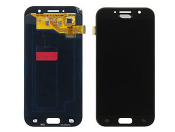 For A520 f LCD black