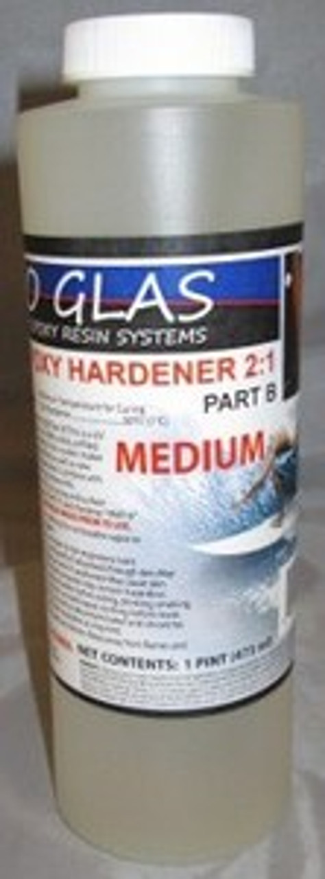 EPOXY HARDENER 1200 2:1 MEDIUM QUART