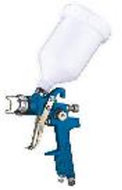 G860 2.5 HVLP Gravity Feed Spray Gun
