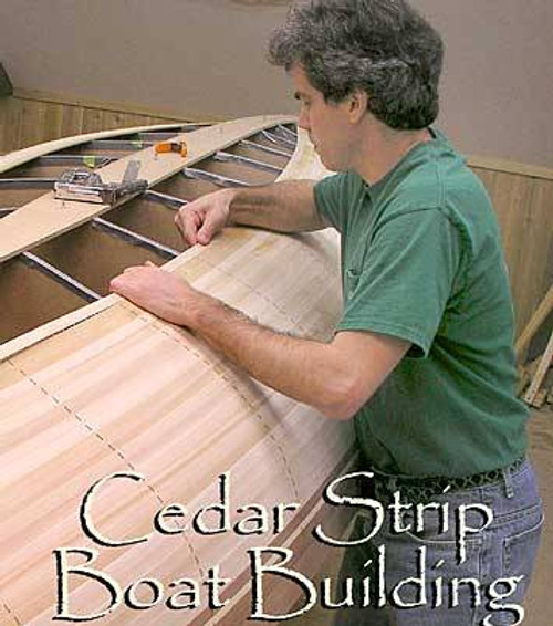 Cedar Strip Boat Building: Run time 75 mins