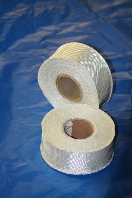 "6oz x 2"" wide Fiberglass Cloth Tape ( 50 yards )"
