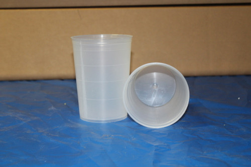 Graduated Heavy Duty Plastic Cup ( G100 and G200 Cup Guns ) 1 cups