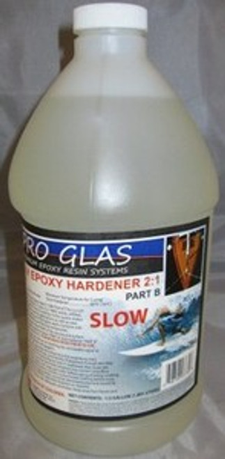 EPOXY HARDENER 1200 2:1 SLOW 1/2 GALLON