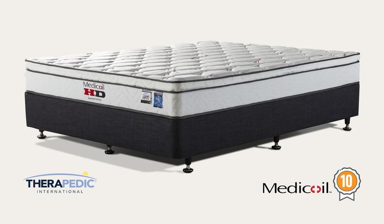 Medicoil supreme contour mattress | Tuggl