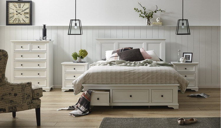 Wentworth Tallboy Bedroom Suite | Focus on Furniture