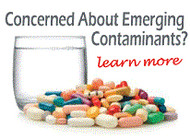 Awareness of New and Emerging Contaminants in Your Water