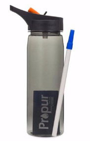 ProSip Water Filter Bottle - Charcoal