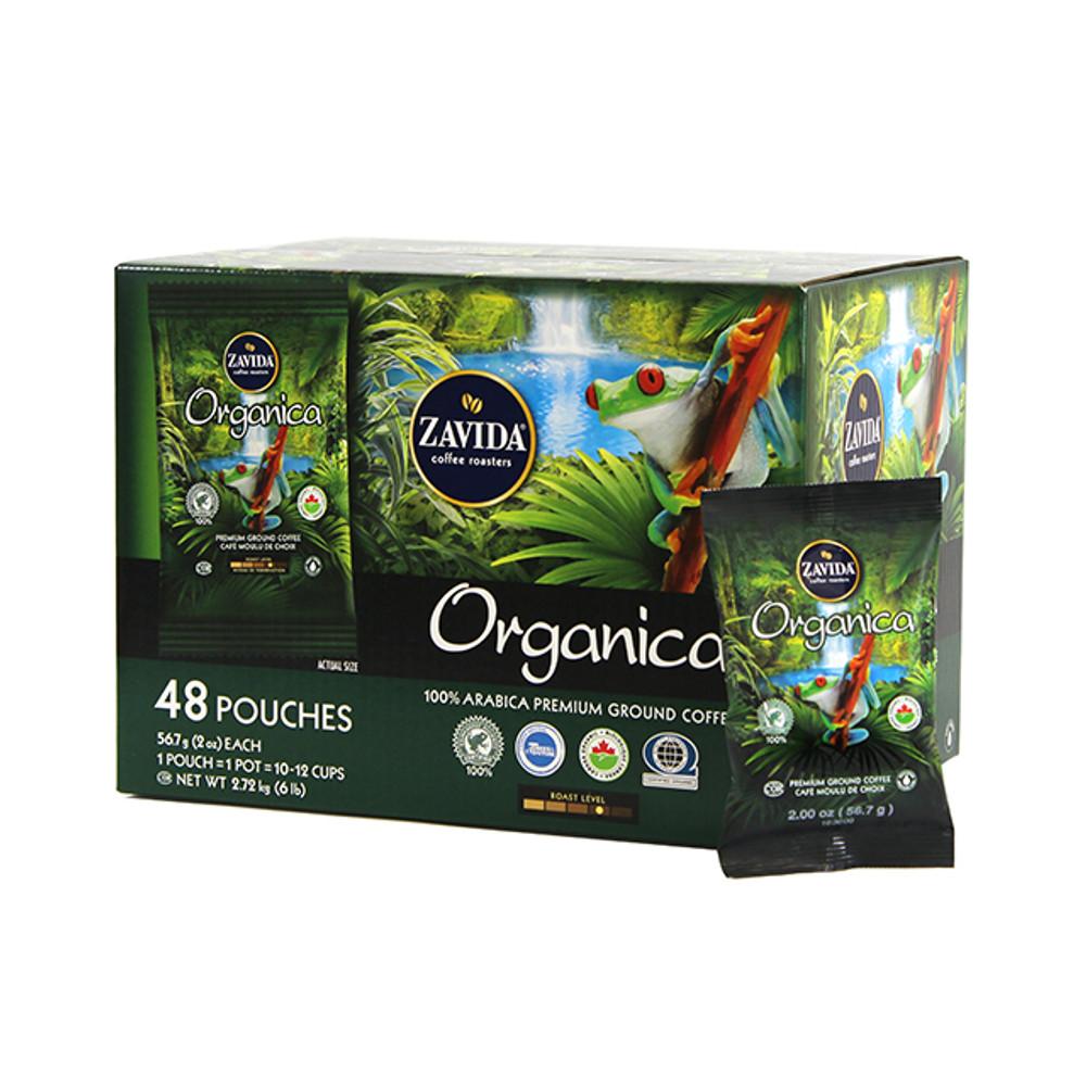 Wholesale Organica Pouches