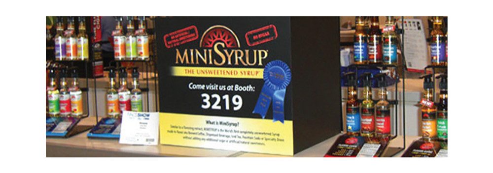 MiniSyrup Receives NACS Cool New Product Award