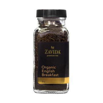 Organic English Breakfast Loose Leaf Tea