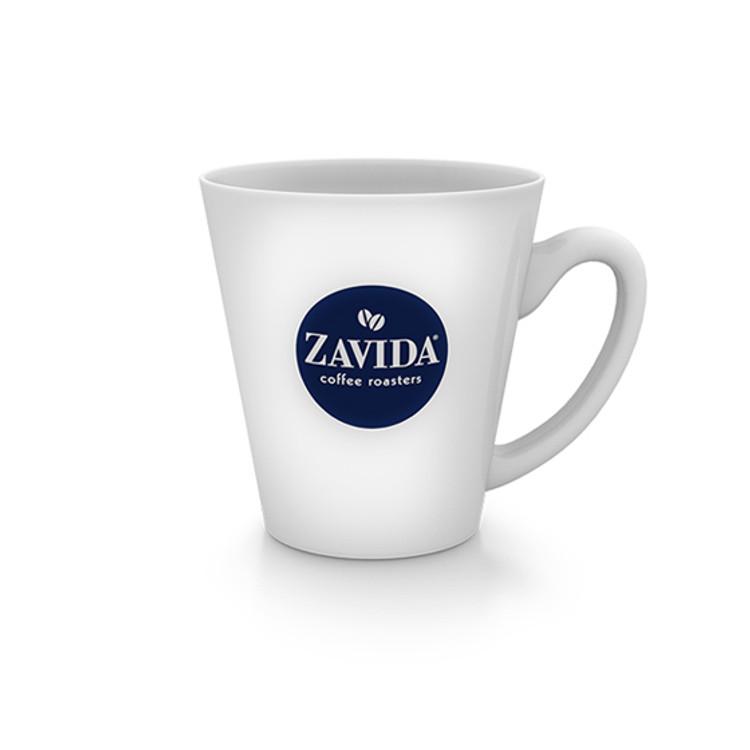 Zavida Cafe Mug - 12 oz