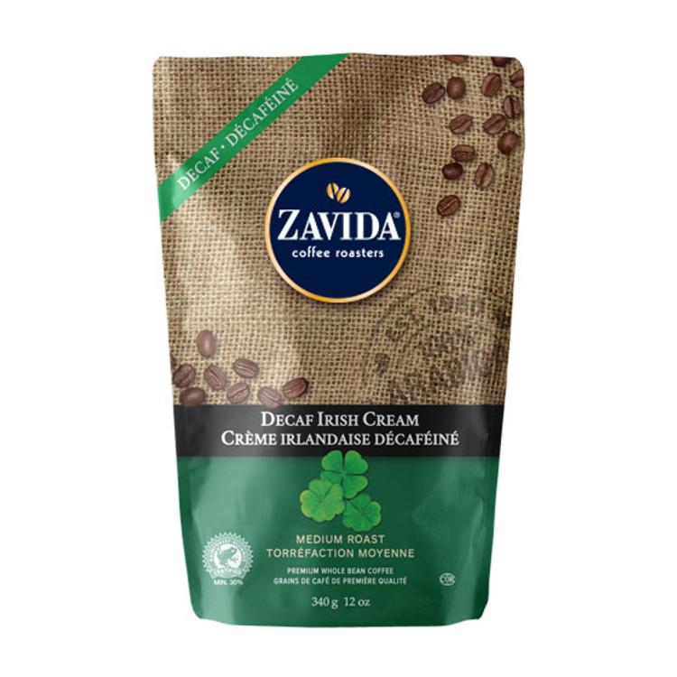 Decaf Irish Cream Coffee